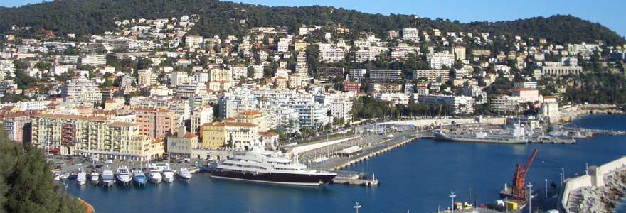 immobiliers à Nice